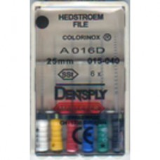 Dentsply H-Files 25мм ISO 15-40  A+ (каналорасширители)