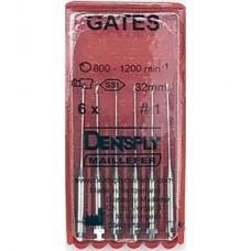 Dentsply Gates Drill 32мм ISO 1  A+ (каналорасширители)