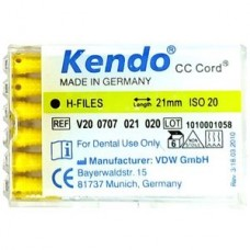 VDW H-file 21мм ISO 20  A+ Kendo