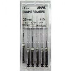 Mani Engine Reamer 25мм ISO 15 A+