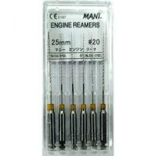 Mani Engine Reamer 25мм ISO 20 A+